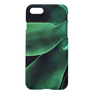 Green Agave Attenuata Leaves iPhone 8/7 Case