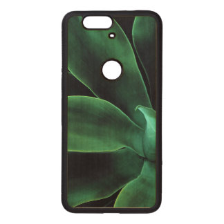 Green Agave Attenuata Wood Nexus 6P Case