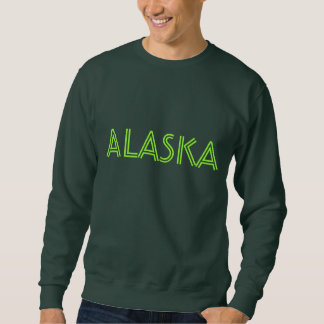 Green Alaska Sweatshirt