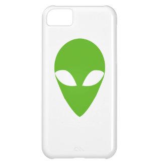 GREEN ALIEN CASE FOR iPhone 5C