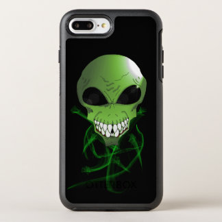 Green alien OtterBox Apple iPhone 8 Plus