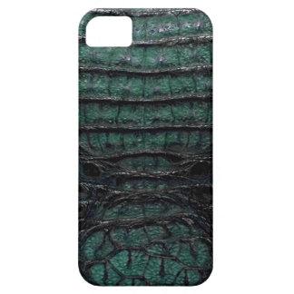 Green Alligator Skin iPhone 5 Covers