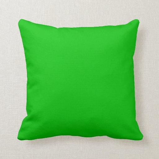 Green American MoJo Pillows
