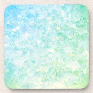 Green and Blue Crystal Coaster