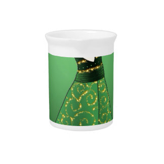 Green and Gold Princess Pitcher