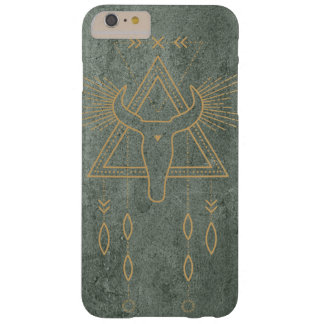 Green and Gold Southwest inspired iphone case