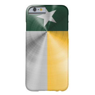 Green and Gold Texas Flag iPhone 6 Case