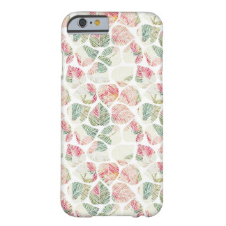 Green and pink Tropical Vacation phone case