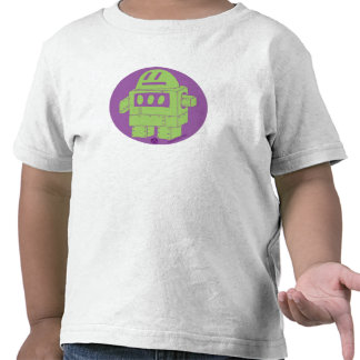 Green and Purple kids T-shirt