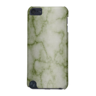 Green and White Marble iPod Touch 5G Cover
