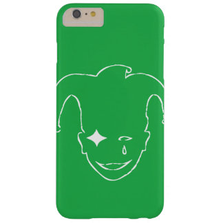 Green And White MTJ Barely There iPhone 6 Plus Case