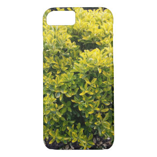 Green and yellow bush iPhone 8/7 case