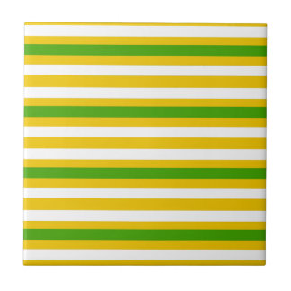 Green and Yellow Look Ceramic Tile