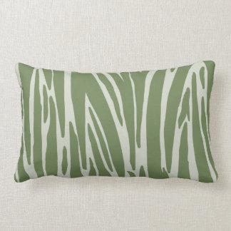 Green Animal Print Pattern American MoJo Pillows Cushions