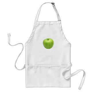 Green Apple Adult Apron