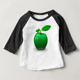 Green Apple Baby T-Shirt