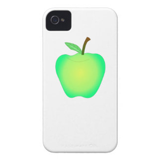 Green Apple iPhone 4 Case-Mate Cases