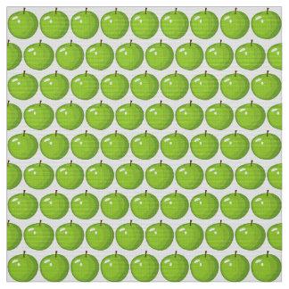 Green Apple KItchen Fabric