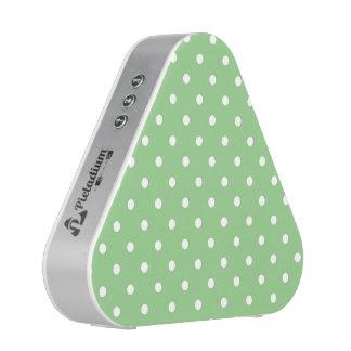 Green Apple Polka Dot Pieladium Speaker