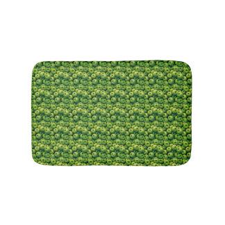 GREEN APPLES BATH MATS