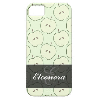 Green Apples Fruit Pattern iPhone 5/5S Cases