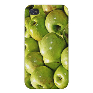 Green Apples iPhone 4 Covers