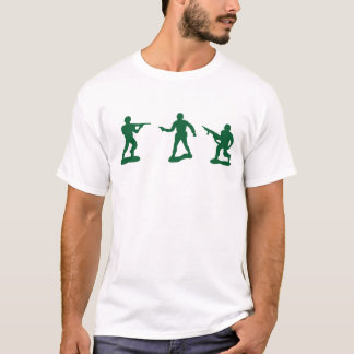 Green Army Man T-Shirt