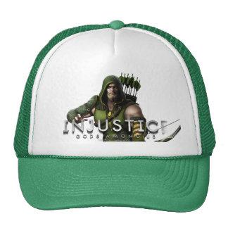 Green Arrow Cap