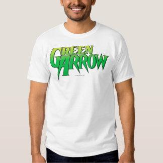 Green Arrow Logo 3 T-shirt