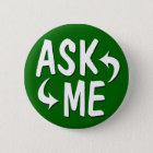 Green Ask Me Button / Arrows