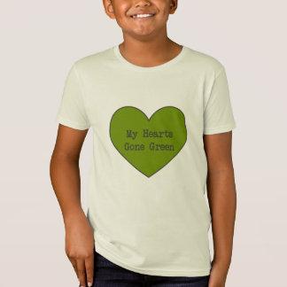 Green At Heart Organic Shirt