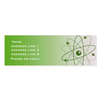 Green Atom Business Card