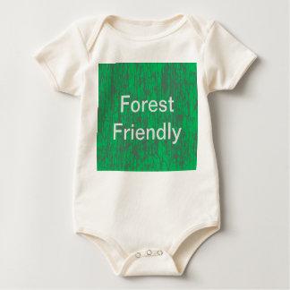 Green Baby suit Baby Bodysuit