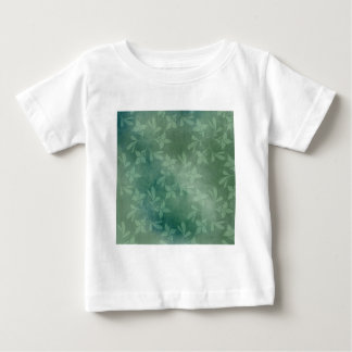 Green background baby T-Shirt