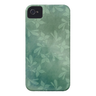Green background iPhone 4 cover