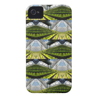 Green background iPhone 4 covers