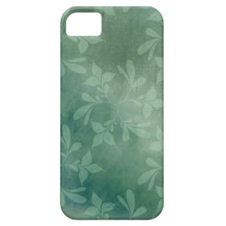Green background iPhone 5 case