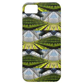 Green background iPhone 5 cover
