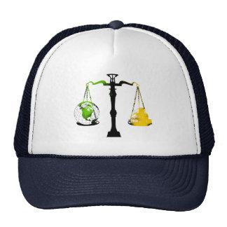 Green Balance Hat