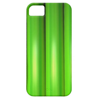 Green bamboo set case for the iPhone 5