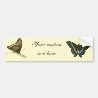 Green-banded Swallowtail Butterfly, Bumper Stickers
