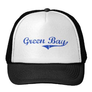 Green Bay City Classic Mesh Hat