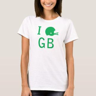 Green Bay - green T-Shirt