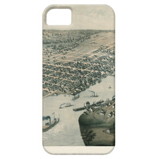 Green Bay Wisconsin 1867 Barely There iPhone 5 Case