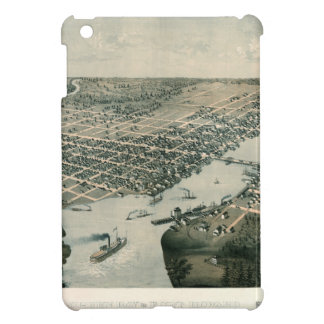 Green Bay Wisconsin 1867 Cover For The iPad Mini
