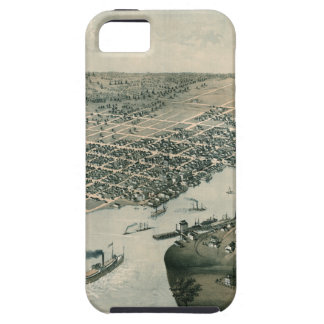 Green Bay Wisconsin 1867 iPhone 5 Case