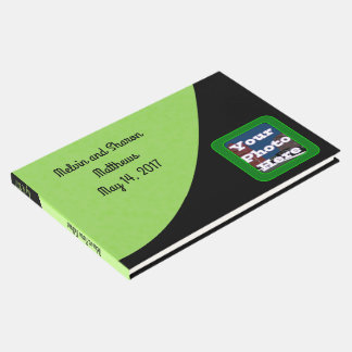 Green Bean Guest Book