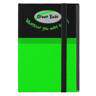 Green Bean iPad Mini Cover