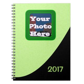 Green Bean Notebook