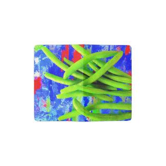 Green Bean Pocket Notebook